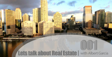 Lets talk about Real Estate
